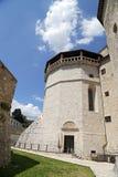 Malatesta Fortress. royalty free stock image