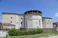 Malatesta Fortress. Stock Photo