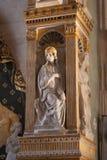 Malatesta tempel av Rimini Royaltyfri Bild