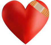 Malattia cardiaca Fotografia Stock Libera da Diritti