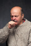 Malattia della vecchiaia Immagini Stock