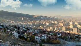 Malatya stad, Turkiet royaltyfria bilder