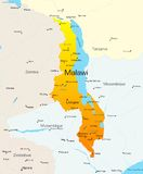 Malawi Arkivbild