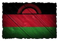 Malawi flag Royalty Free Stock Image
