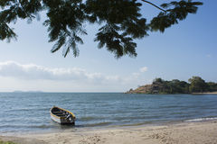 Malawi lake Royalty Free Stock Image