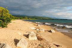 Malawi lake Stock Images