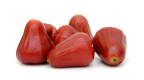 Malay Apple or Syzygium malaccense Stock Images