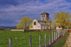 Malay church in France Royalty Free Stock Photos