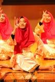 Malay Royalty Free Stock Photo