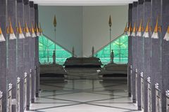Malay Heroes Mausoleum Stock Images