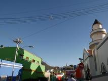 Malay Quarters or Bo-Kaap Stock Photo