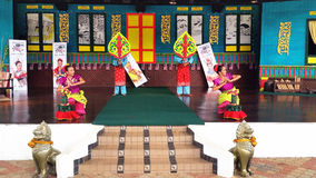 Malay Traditional Dance Stock Photos