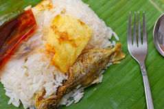 Malay traditional delicacy Royalty Free Stock Photo