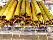 Malay traditional food Royalty Free Stock Images