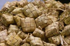 Malay traditional food Royalty Free Stock Photo