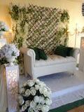 malay wedding dais Royalty Free Stock Images