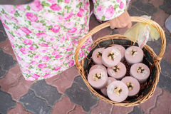 Malay Wedding Favours Royalty Free Stock Photos