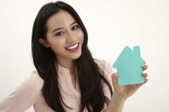 Owning a house Stock Photos