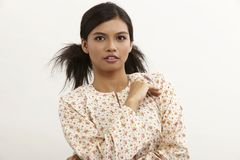 Malay woman Stock Image