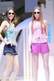 MALAYSIA - 2 MAY 2011: Andrewsmodels runway Royalty Free Stock Photography