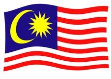 Malaysia ilustração stock