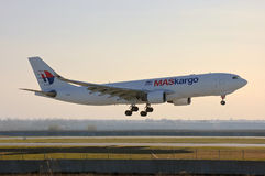 Malaysia Airlines Airbus A330 Stock Images