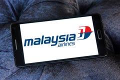 Malaysia Airlines-Logo Lizenzfreie Stockfotos