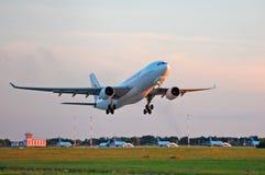 Malaysia Airlines (Maskargo) Airbus A330 Lizenzfreies Stockfoto
