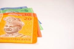 Malaysia-Anmerkungen Lizenzfreies Stockbild