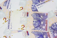 Malaysia Banknote Stock Images