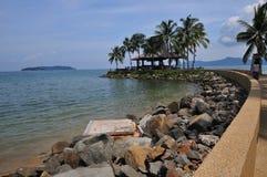 Malaysia Bay Stock Image