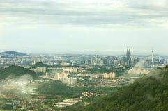 Malaysia capital - kuala lumpur Stock Photography