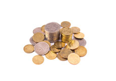 Malaysia coin Royalty Free Stock Images