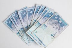 Malaysia Currency Stock Image