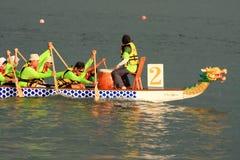 Malaysia dragon boat festival 2011 Stock Photos