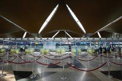 KLIA-flygplats Fotografering för Bildbyråer