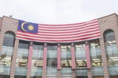 Malaysia flag Royalty Free Stock Photo