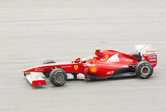 Malaysia Formula One Grand Prix 2011 Stock Photos