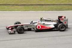Malaysia Formula One Grand Prix 2011 Sepang Stock Photo