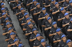 Malaysia Independence day 58th Stock Photos