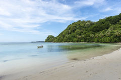 Malaysia island scenery Royalty Free Stock Images