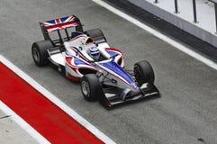 Malaysia, Kuala Lumpur: A1 automobile race 2006 in Stock Photography