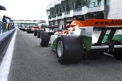 Malaysia, Kuala Lumpur: A1 automobile race 2006 in Stock Image