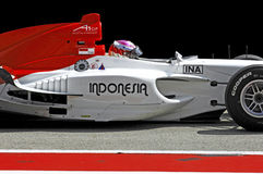 Malaysia, Kuala Lumpur: A1 automobile race 2006 in Royalty Free Stock Images