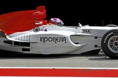 Malaysia, Kuala Lumpur: A1 Autorennen 2006 Zoll lizenzfreie stockbilder