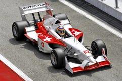 Malaysia, Kuala Lumpur: A1 Autorennen 2006 Zoll lizenzfreies stockbild