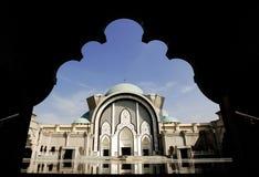 Malaysia, Kuala Lumpur:  The Blue Mosque Stock Photo