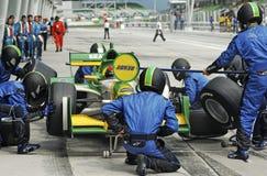 Malaysia, Kuala Lumpur: Carro do brasileiro A1 Fotografia de Stock