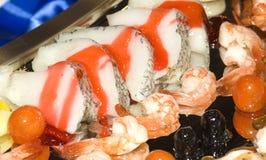 Malaysia  Kuala Lumpur: Culinary: fish Royalty Free Stock Photos