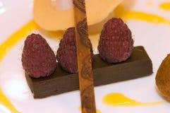 Malaysia  Kuala Lumpur: Culinary: raspberry Royalty Free Stock Photography